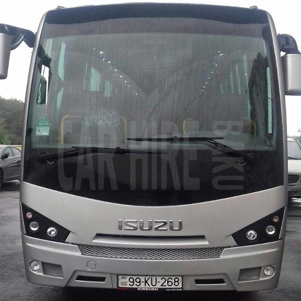 Isuzu Turkuaz (2017) / Rental cars in Baku, Azerbaijan / Kirayə maşınlar / Авто на прокат в Баку, Азербайджан 14.01.2020