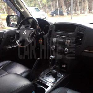 Mitsubishi Pajero (2014) / Rental Cars In Baku, Azerbaijan / Kirayə Maşınlar / Авто на прокат в Баку, Азербайджан 31.01.2020