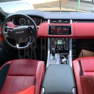 Range Rover Sport (2019) / Rental Cars In Baku, Azerbaijan / Kirayə Maşınlar / Авто на прокат в Баку, Азербайджан 10.01.2020