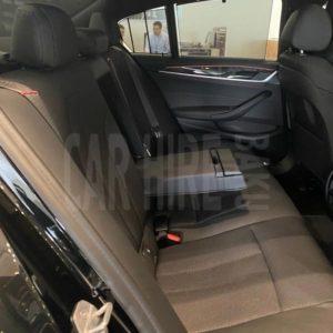 BMW 5-series (2020) / Rental Cars In Baku, Azerbaijan / Kirayə Maşınlar / Авто на прокат в Баку, Азербайджан 18.02.2020