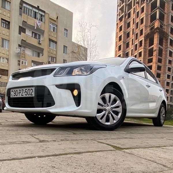 Kia Rio (2019) / Rental cars in Baku, Azerbaijan / Kirayə maşınlar / Авто на прокат в Баку, Азербайджан 15.02.2020