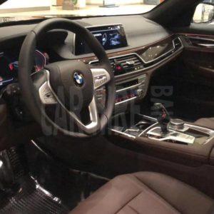 BMW 7 Series (2020) / Rental Cars In Baku, Azerbaijan / Kirayə Maşınlar / Авто на прокат в Баку, Азербайджан 02.03.2020