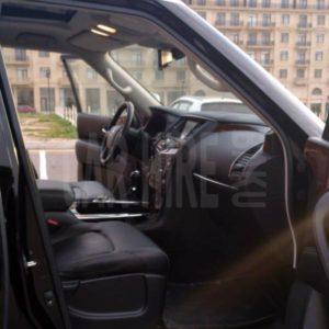 Nissan Patrol (2019) / Rental Cars In Baku, Azerbaijan / Kirayə Maşınlar / Авто на прокат в Баку, Азербайджан 10.03.2020