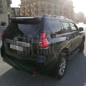 Toyota Prado (2018) / Rental cars in Baku, Azerbaijan / Kirayə maşınlar / Авто на прокат в Баку, Азербайджан 30.03.2020