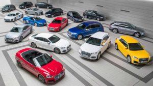 Industry Standard Car Classification Code