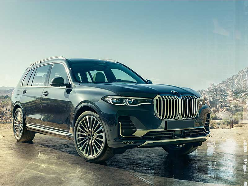 Introducing new luxurious and representative 2020 BMW X7