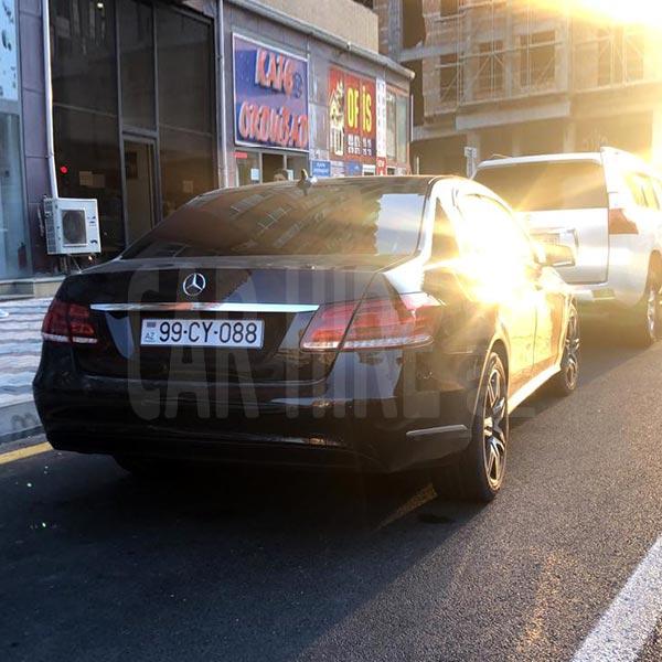 Mercedes E-class (2014) / Rental cars in Baku, Azerbaijan / Kirayə maşınlar / Авто на прокат в Баку, Азербайджан 30.09.2020
