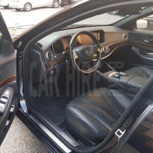 Mercedes S-class (2017) / Rental Cars In Baku, Azerbaijan / Kirayə Maşınlar / Авто на прокат в Баку, Азербайджан 03.10.2020
